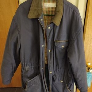 Large Perry Ellis winter jacket